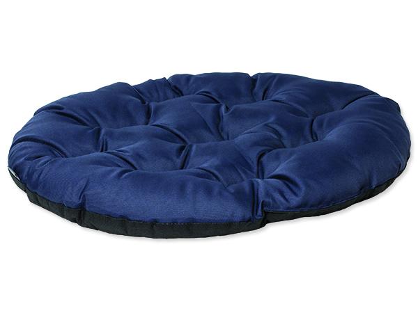 Polštář DOG FANTASY Basic tmavě modrý 47 cm