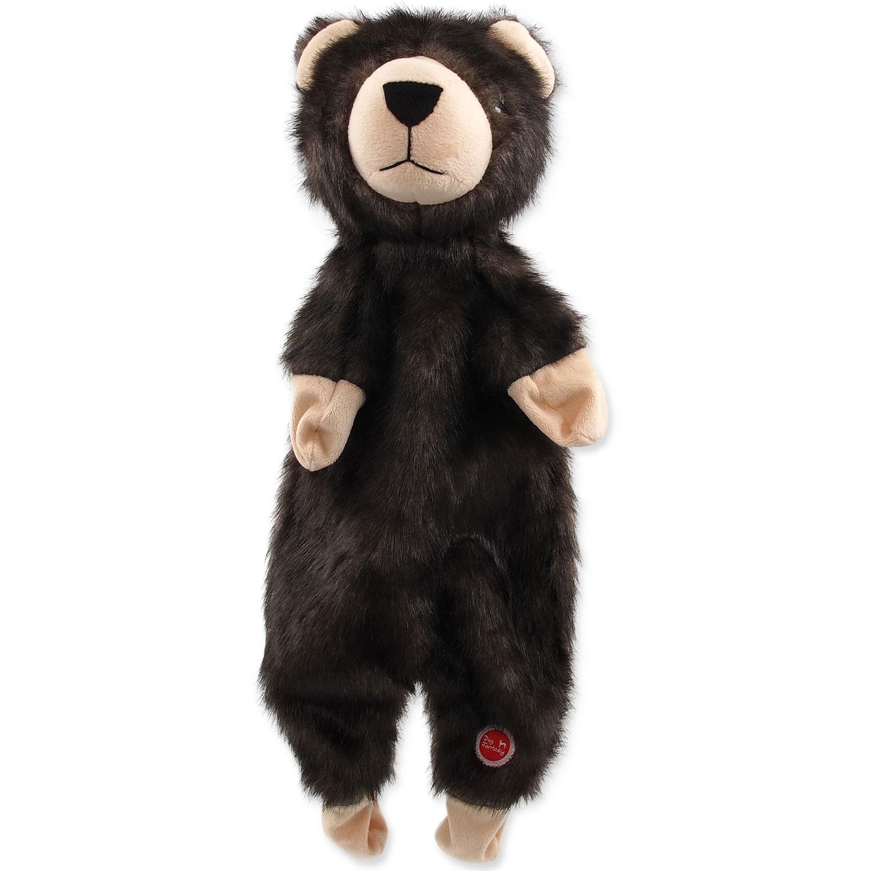Hračka DOG FANTASY Skinneeez medvěd plyšový 50 cm