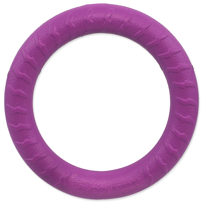 Hračka DOG FANTASY EVA Kruh fialový 18cm