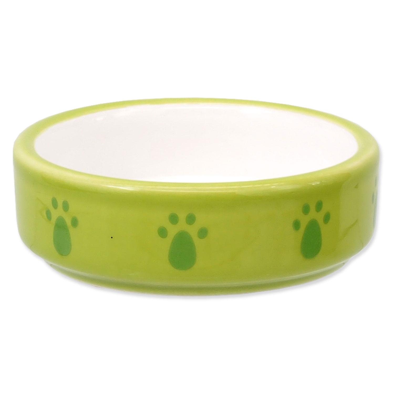 Miska SMALL ANIMALS keramická pro křečky zelená 8,5 cm