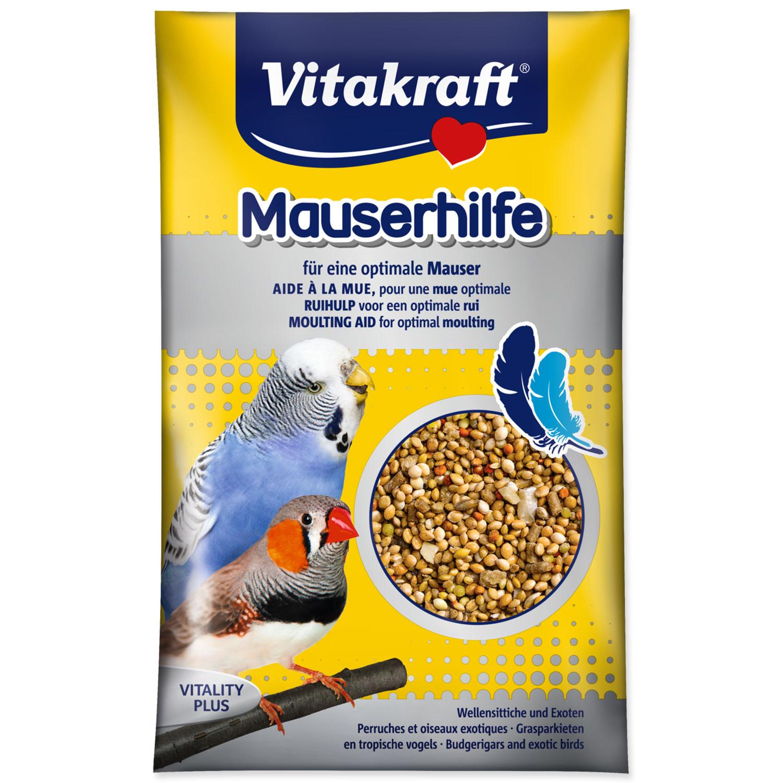 Sittich Mauserhilfe VITAKRAFT
