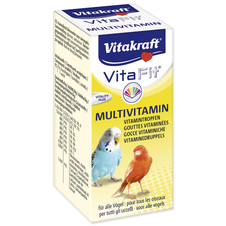 Kapky VITAKRAFT Vita Fit Multivitamin