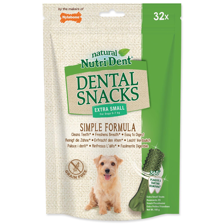 Pochoutka NUTRI DENT Dental Snacks Mini