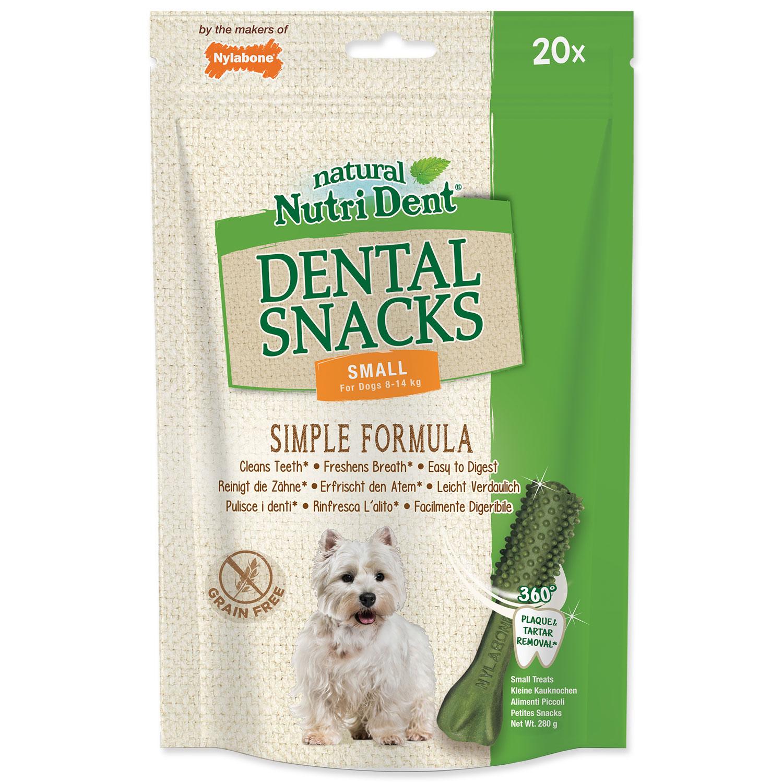 Pochoutka NUTRI DENT Dental Snacks Small