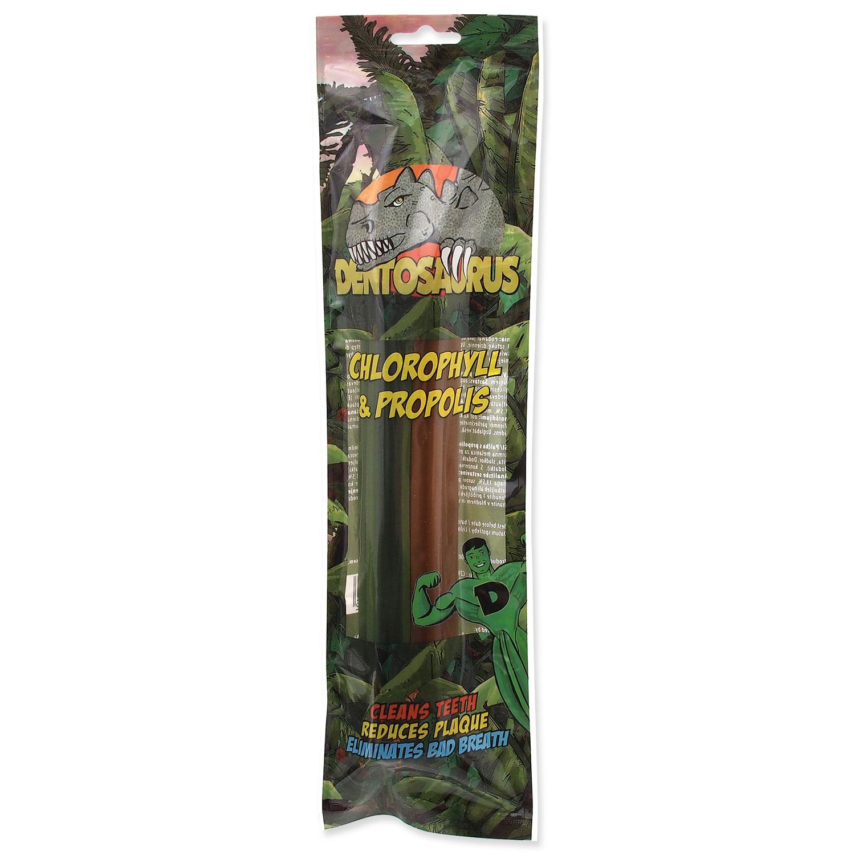 Tyčinky DENTOSAURUS s propolisem a chlorofylem Mix L