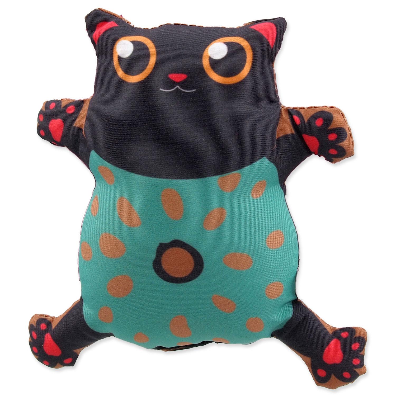 Hračka LET`S PLAY kočka s catnipem 5 - 14 cm