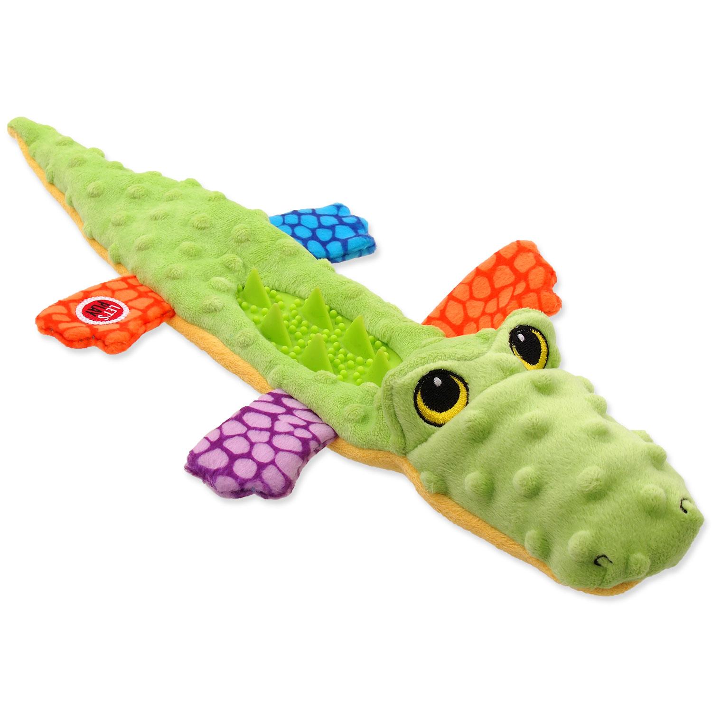 Hračka LET`S PLAY krokodýl 45 cm