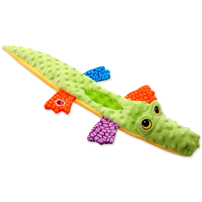 Hračka LET`S PLAY krokodýl 60 cm