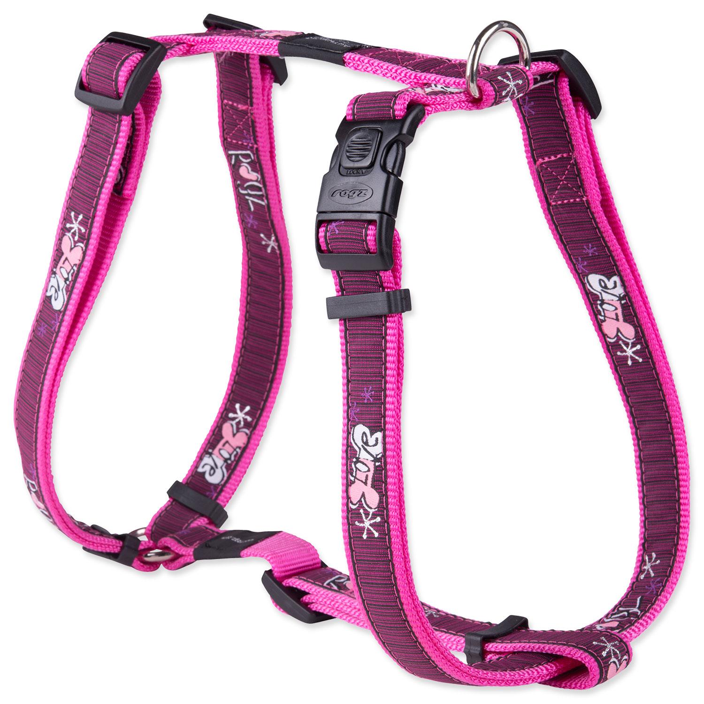 Postroj ROGZ Fancy Dress Pink Love XL