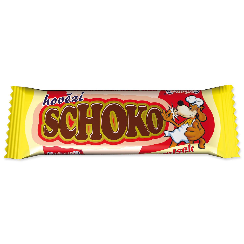 Čokoláda DAFIKO hovězí