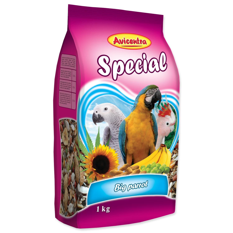AVICENTRA speciál pro velké papoušky