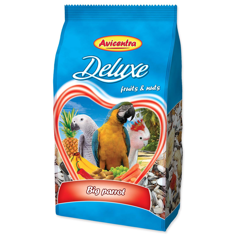 AVICENTRA deluxe krmivo pro velké papoušky