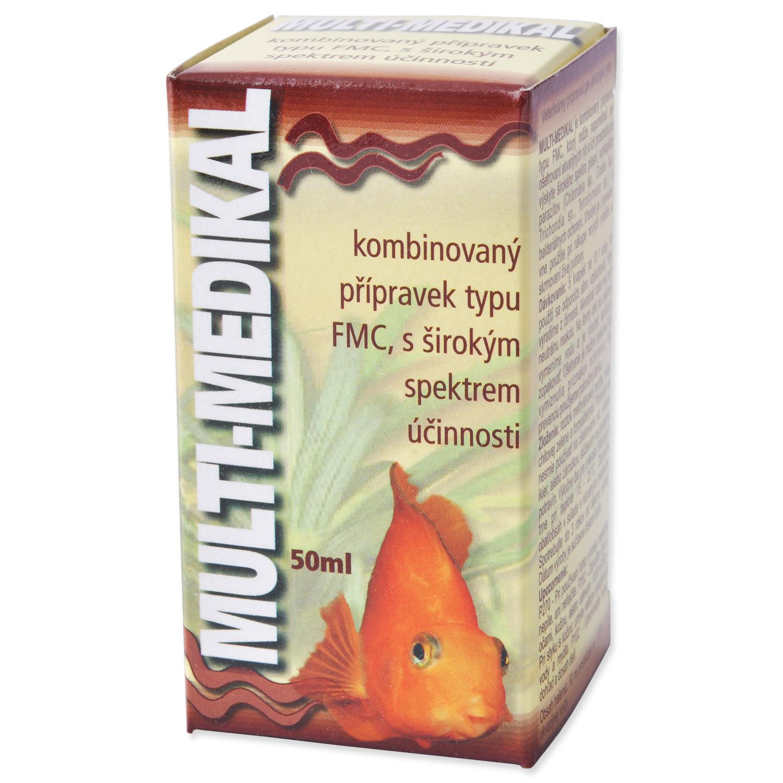 Multimedikal HU-BEN kombinované léčivo