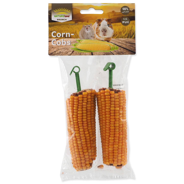 Pochoutka NATURE LAND Brunch kukuřičné klasy