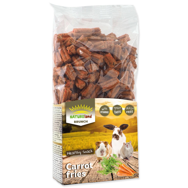Pochoutka NATURE LAND Brunch mrkvové hranolky