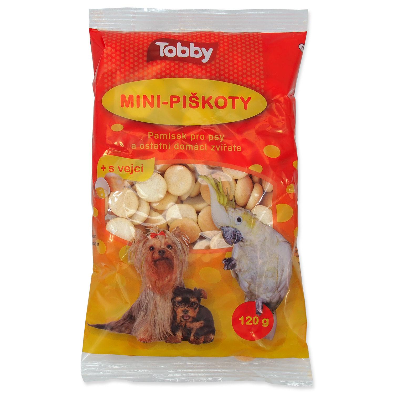 Piškoty TOBBY mini