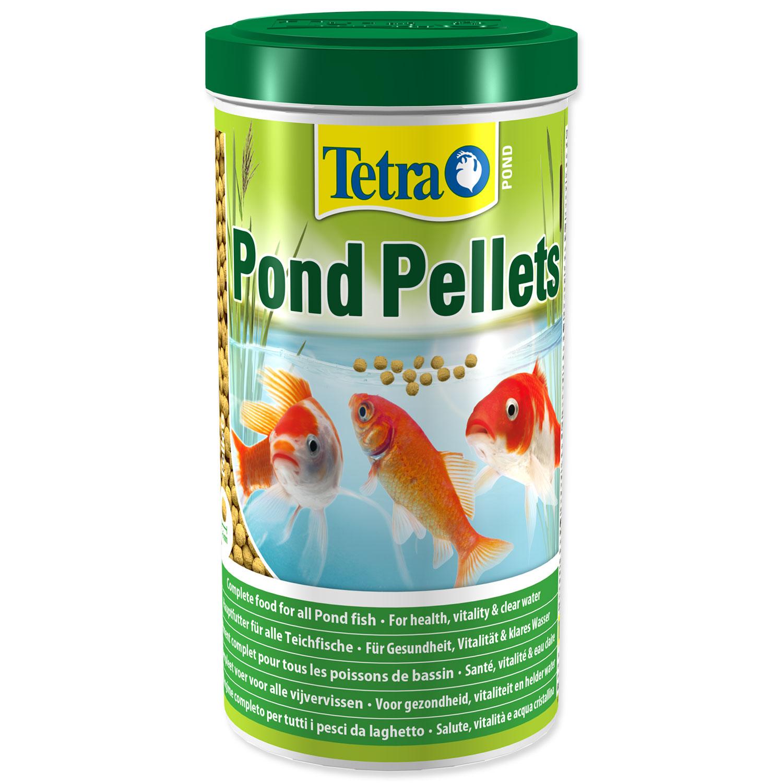 TETRA Pond Pellets medium
