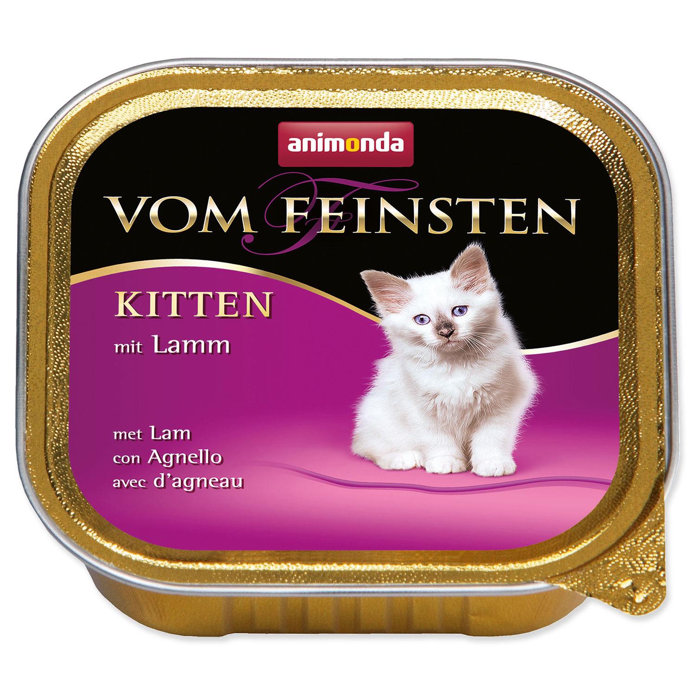Paštika ANIMONDA Vom Feinsten Kitten jehněčí
