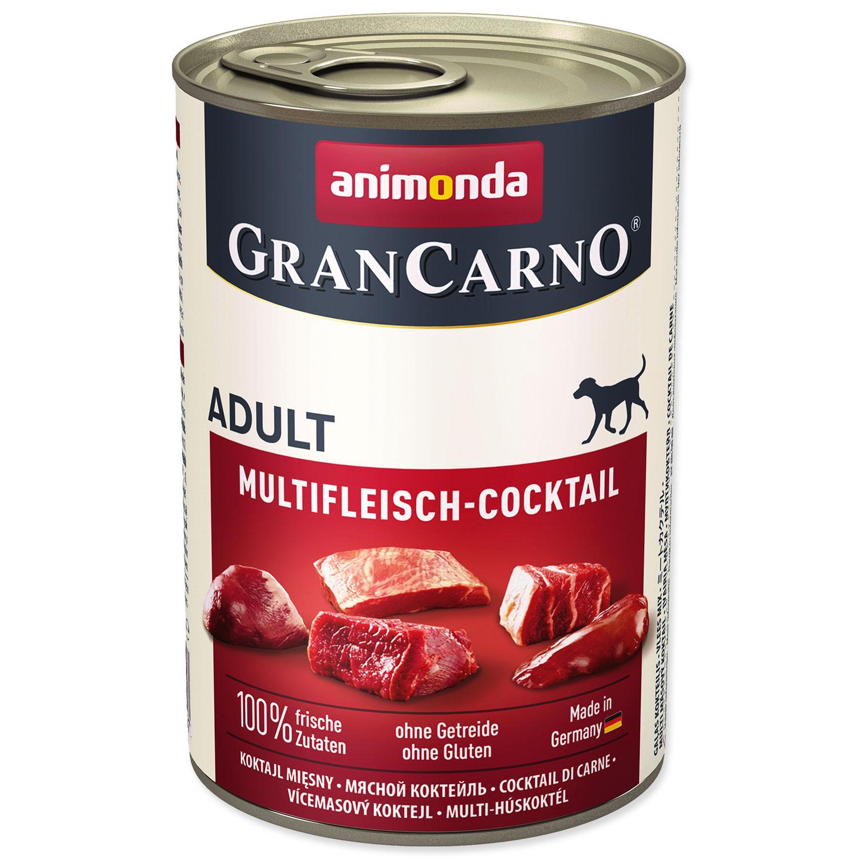 Konzerva ANIMONDA Gran Carno masová směs