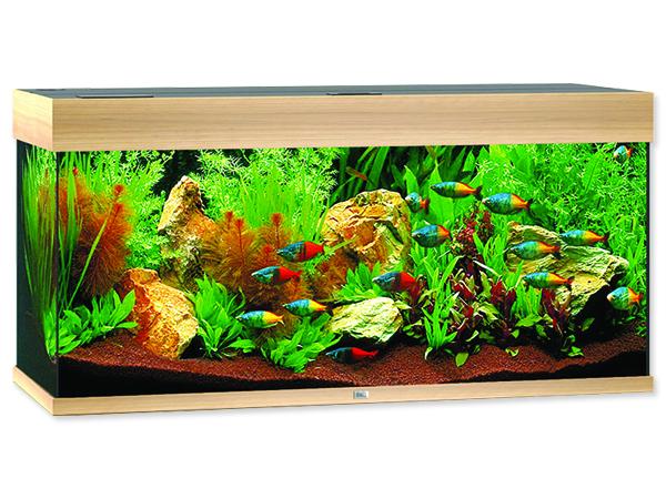 Akvárium set JUWEL Rio LED 180 dub
