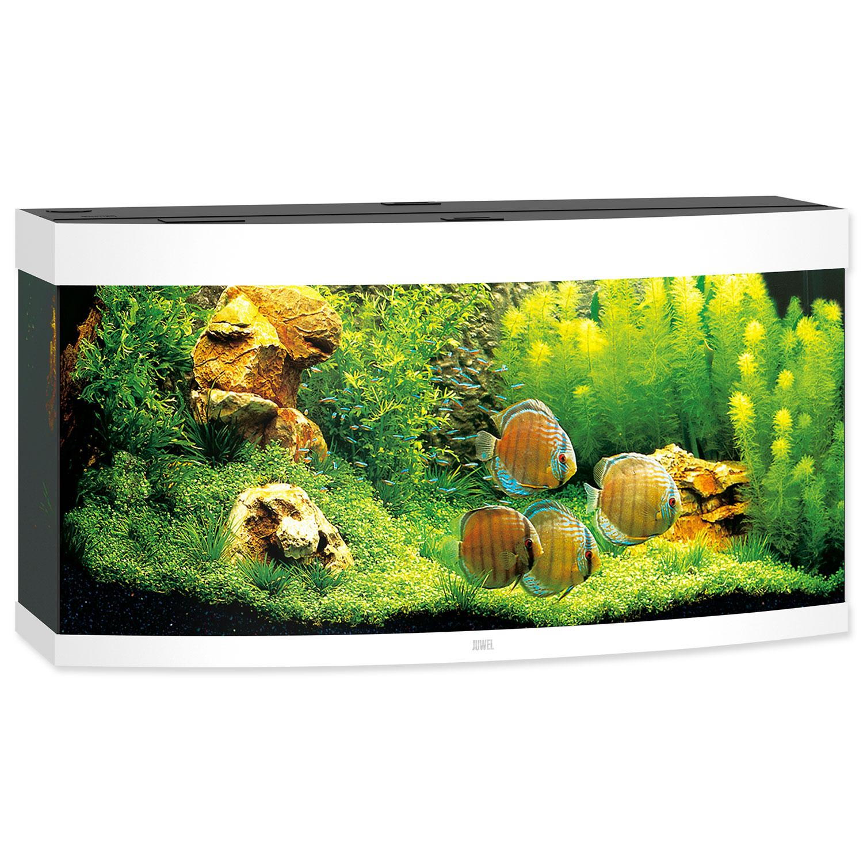 Akvárium set JUWEL Vision LED 260 bílé