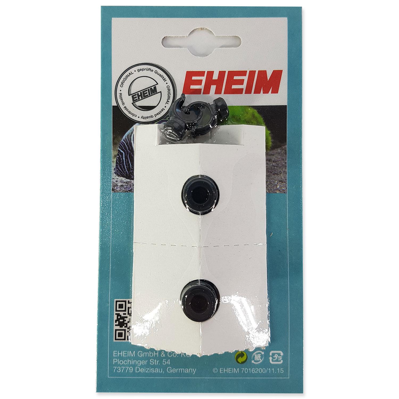 Náhradní přísavky EHEIM s klipem pro hadici 9/12 mm