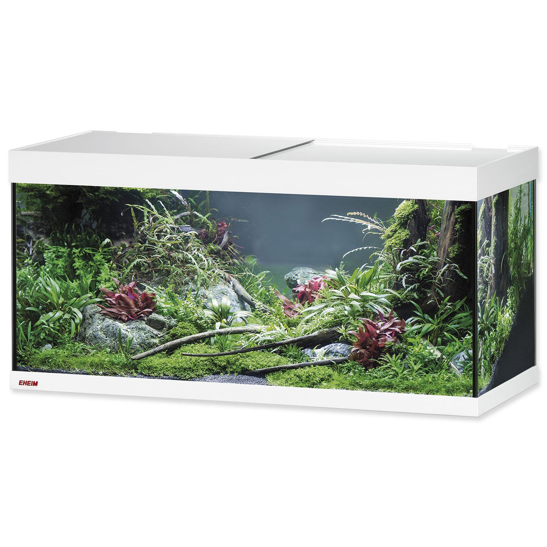 Akvárium set EHEIM Vivaline LED bílé