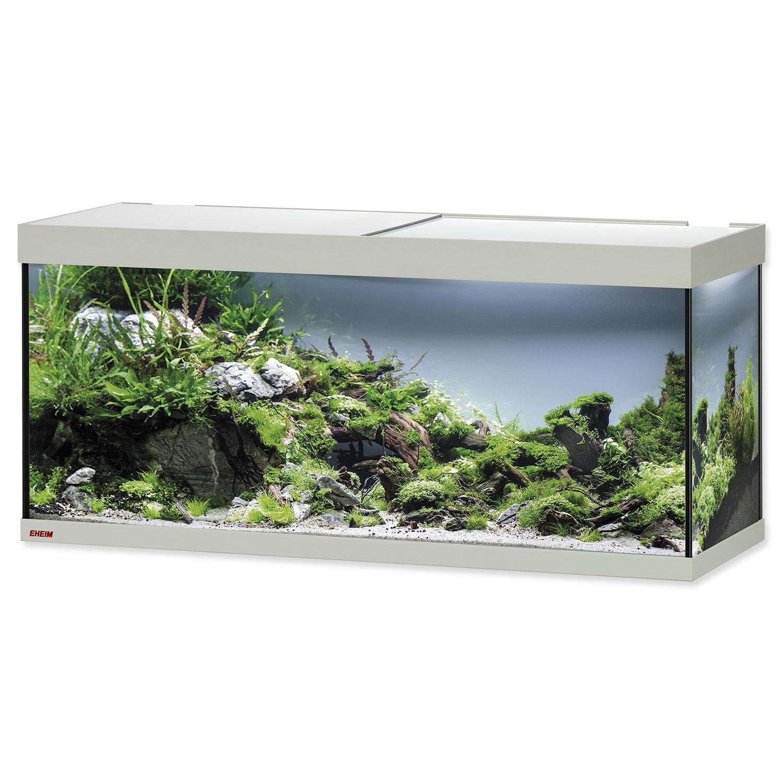Akvárium set EHEIM Vivaline LED dub šedé
