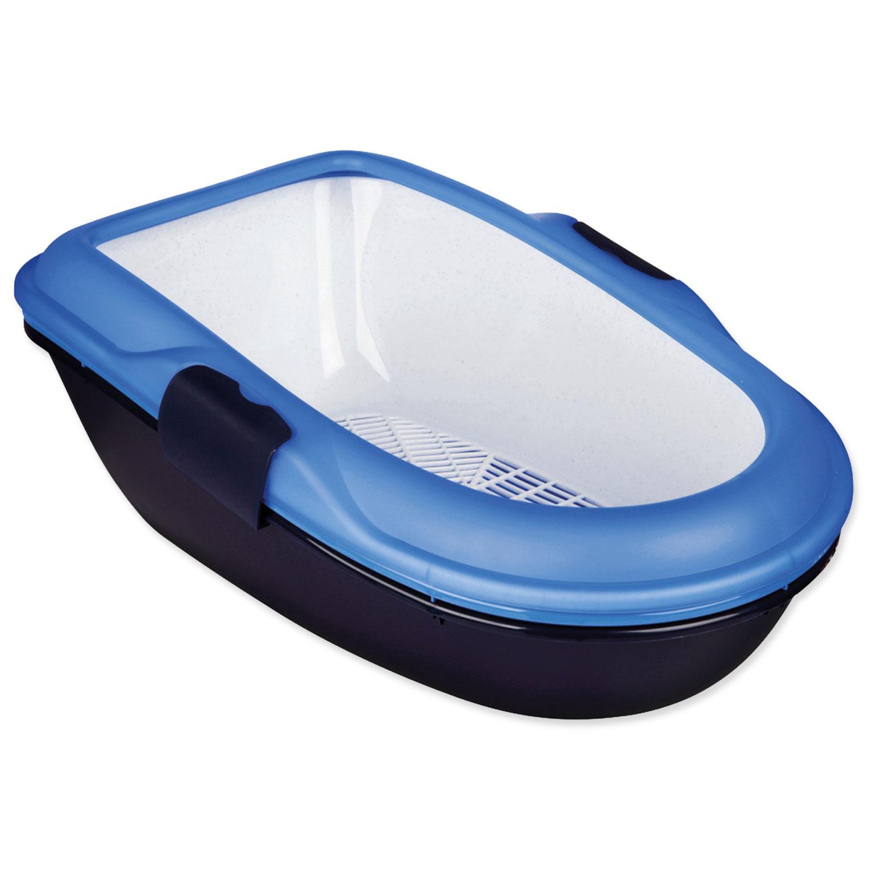 Toaleta TRIXIE Berto s okrajem světle modrá-tmavě modrá 39 cm