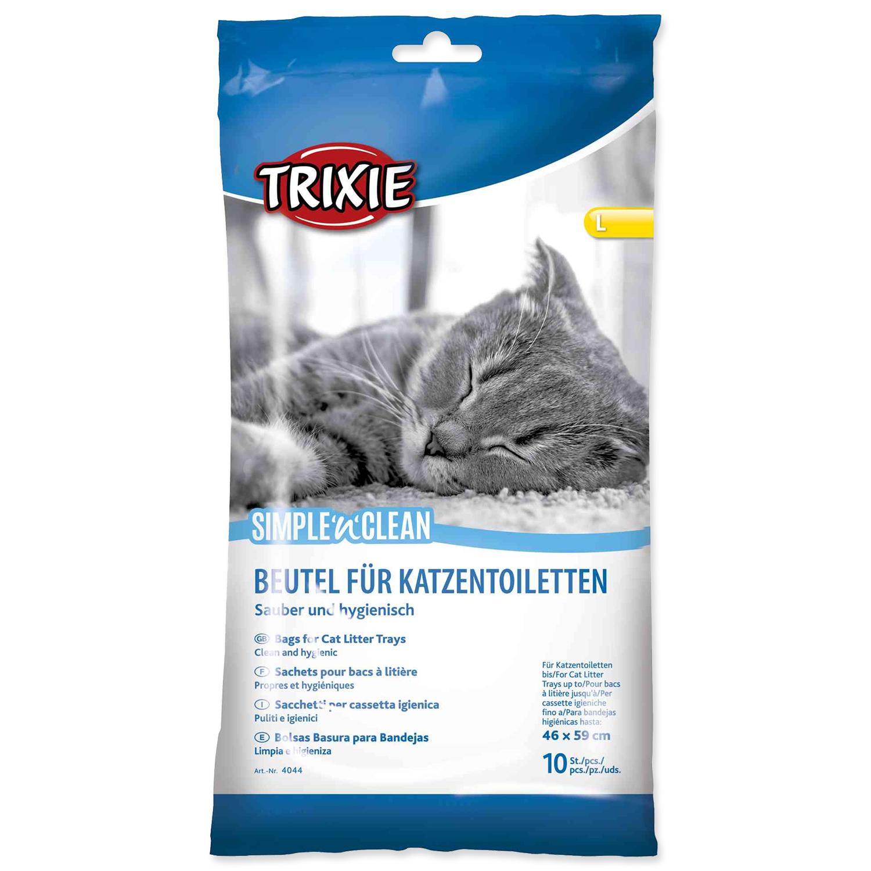 Sáčky TRIXIE igelitové do toalet XL