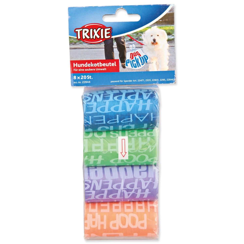 Sáčky TRIXIE náhradní na výkaly 8 x 20 ks