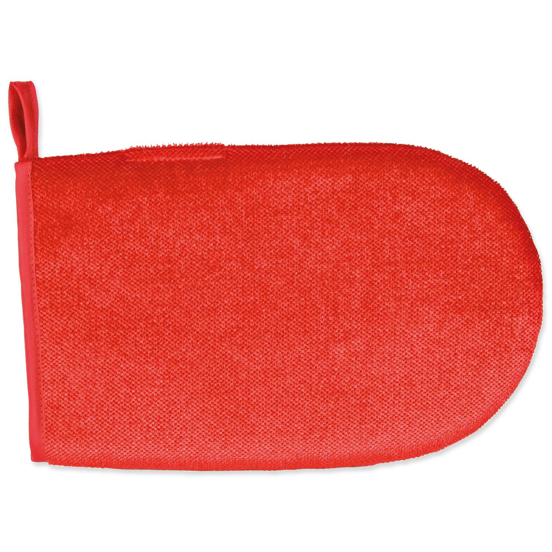 Rukavice TRIXIE gumová červená