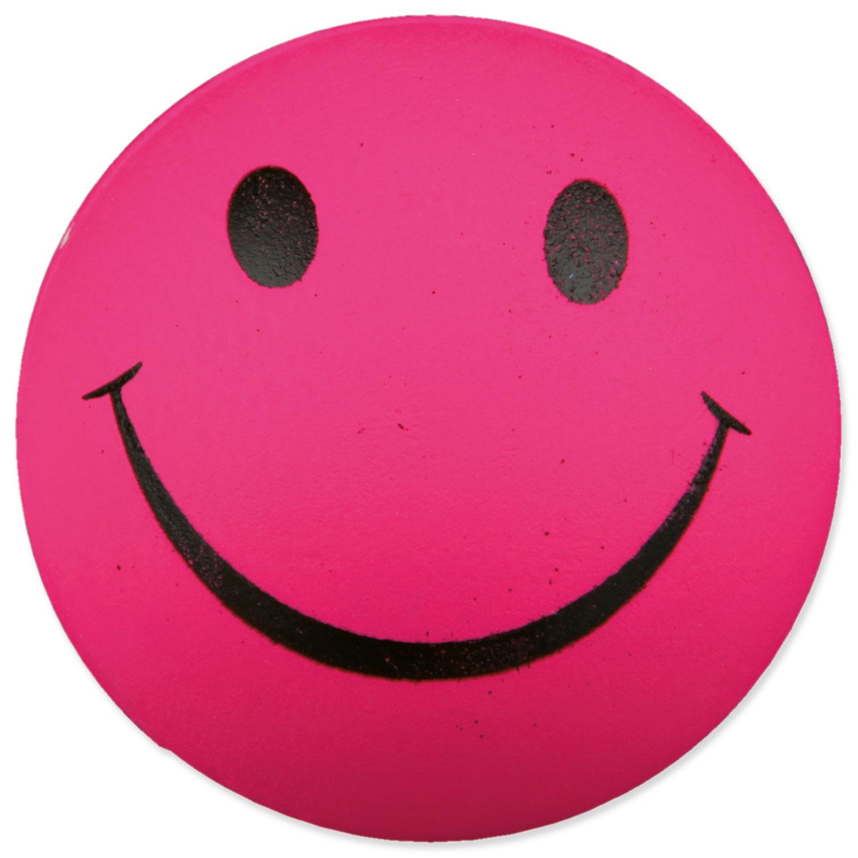 Hračka TRIXIE míček smajlík gumový 6 cm