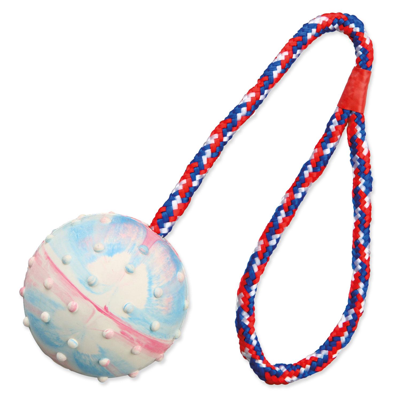 Hračka TRIXIE míček na provázku 30 cm