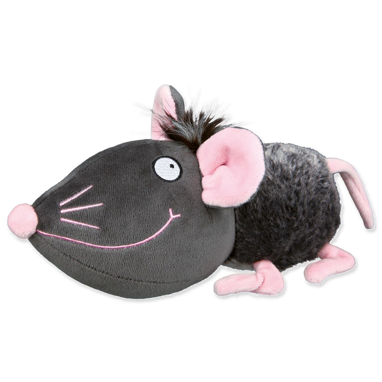 Hračka TRIXIE myš plyšová 33 cm