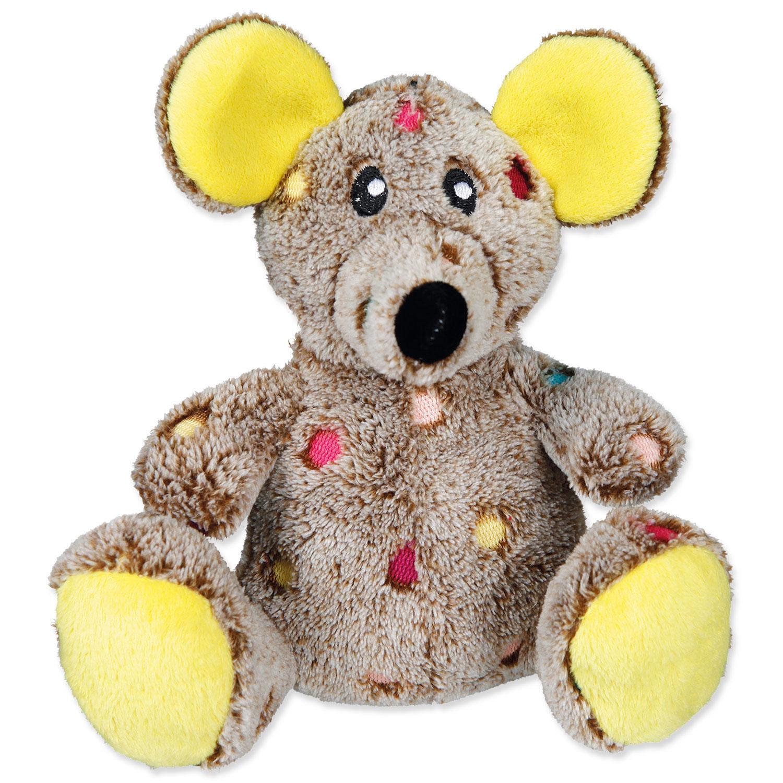 Hračka TRIXIE myš plyšová 17 cm 1ks